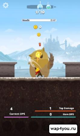 Скриншот Tap Titans