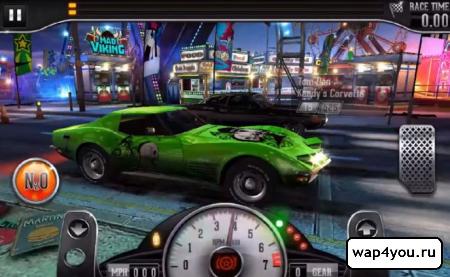 Скриншот игры CSR Classics