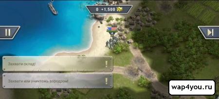 Скриншот 1942 Pacific Front на андроид