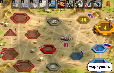 Скриншот игры Modern Conflict 2