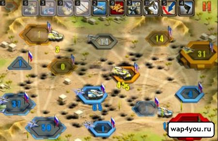 Скриншот Modern Conflict 2 на Андроид