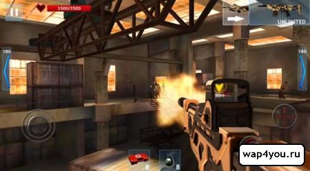 Скриншот Zombie Objective
