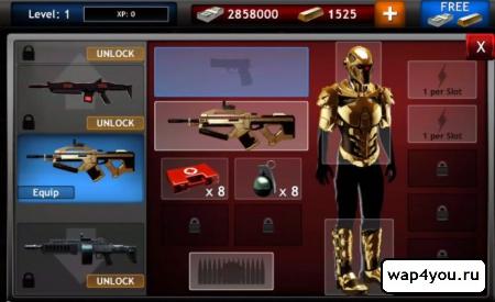 Скриншот Zombie Objective для android