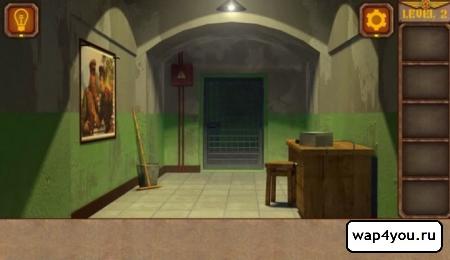 Скриншот игры 5 ночей в тюрьме
