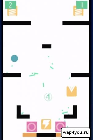Скриншот игры Bounce