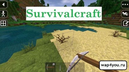 Обложка Survivalcraft на андроид