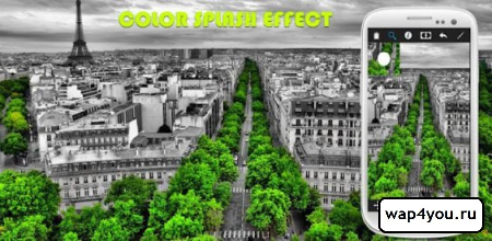 Обложка Color Splash Effect Pro