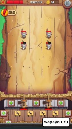 Скриншот Defend the Dam для андроид