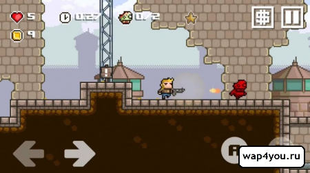 Скриншот Random Heroes 3 на android