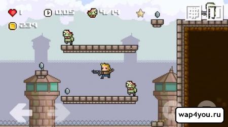 Скриншот игры Random Heroes 3