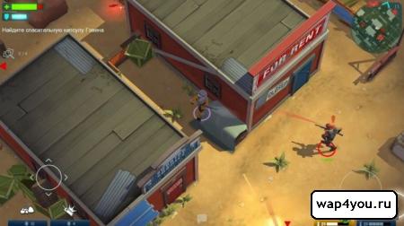 Скриншот Space Marshals на андроид