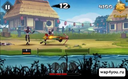 Скриншот игры Fatal Fight для android