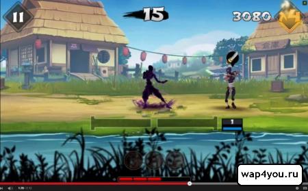 Скриншот игры Fatal Fight