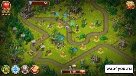 Скриншот Солдатики 3: Средневековье