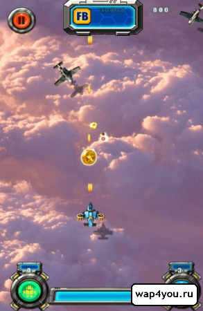 Скриншот Aircraft Combat 2015