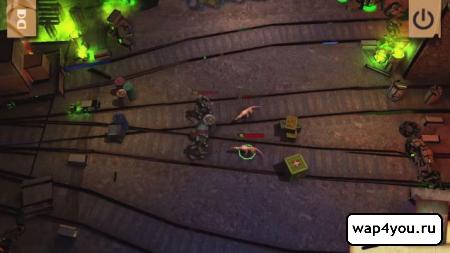 Скриншот Metro 2033 на андроид