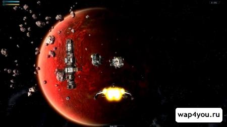 Скриншот игры Galaxy on Fire 2