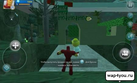 Скриншот игры Disney Infinity 2.0 для android