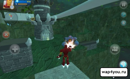 Скриншот Disney Infinity 2.0 Новые миры