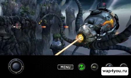 Скриншот игры Sine Mora