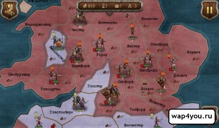 Скриншот Средневековья на андроид