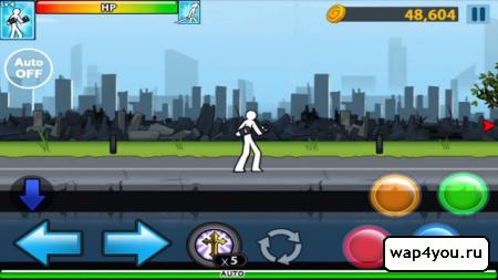 Скриншот Anger Of Stick 4