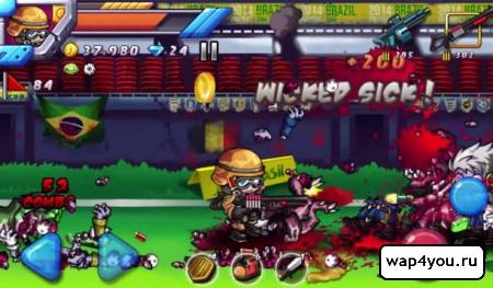 Скриншот Zombie Diary 2 Evolution