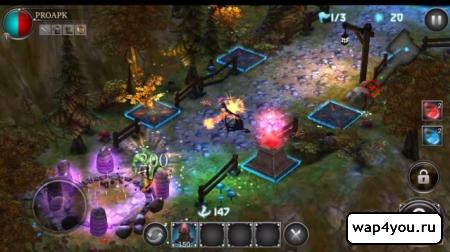 Скриншот Heroes Never Die на андроид