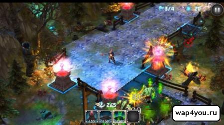 Скриншот Heroes Never Die
