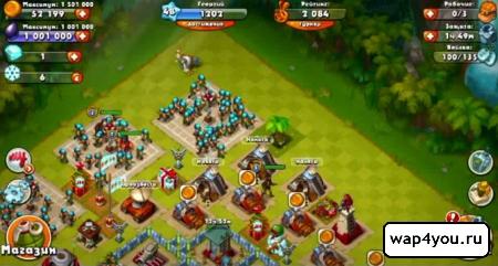 Скриншот игры Jungle Heat