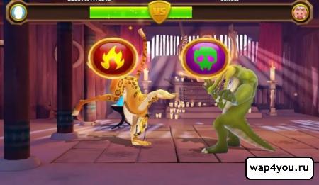 Скриншот Smash Champs для Android