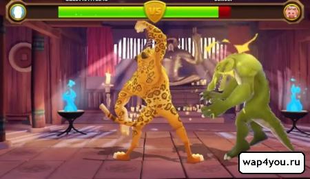 Скриншот Smash Champs на Андроид