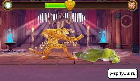 Скриншот игры Smash Champs