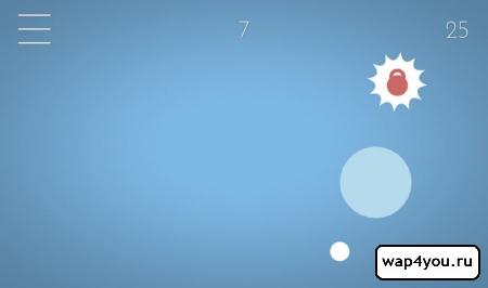 Скриншот игры Touch The Spot