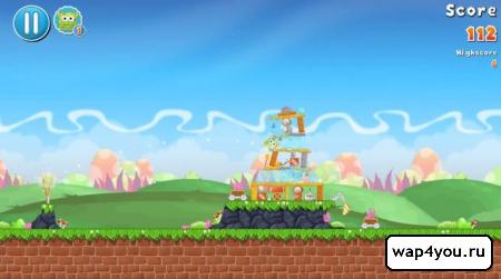 Скриншот FlingMonster на Андроид