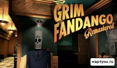 Обложка Grim Fandango Remastered