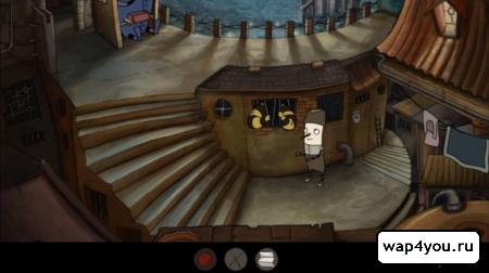 Скриншот игры The Inner World