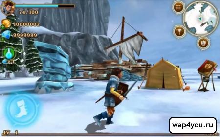 Скриншот Beast Quest для Android