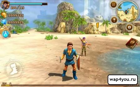 Скриншот Beast Quest на Андроид