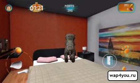 Скриншот Cat Simulator для Android