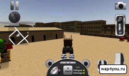 Скриншот Truck Simulator 3D