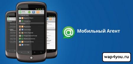 Обложка Мобильный агент