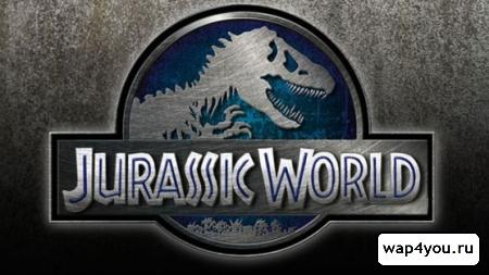 Обложка Jurassic World