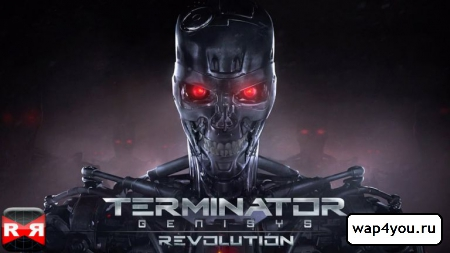 Обложка Terminator Genisys: Revolution