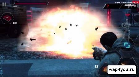 Скриншот игры Terminator Genisys