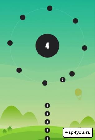 Скриншот Свободные точки для Android