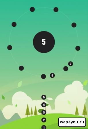 Скриншот Свободные точки