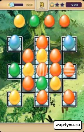 Скриншот игры Crack Attack