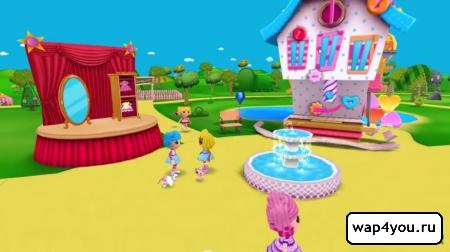 Скриншот игры Лалалупси