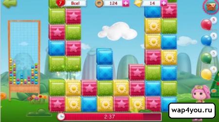Скриншот Лалалупси на Андроид